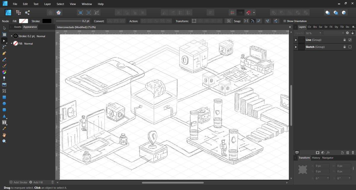 Un pequeño avance de lo que estoy trabajando, espero terminarlo pronto. (Quizas borre esto cuando termine)  #WIP #sketch #digitalart https://t.co/jnBR8JvvNm