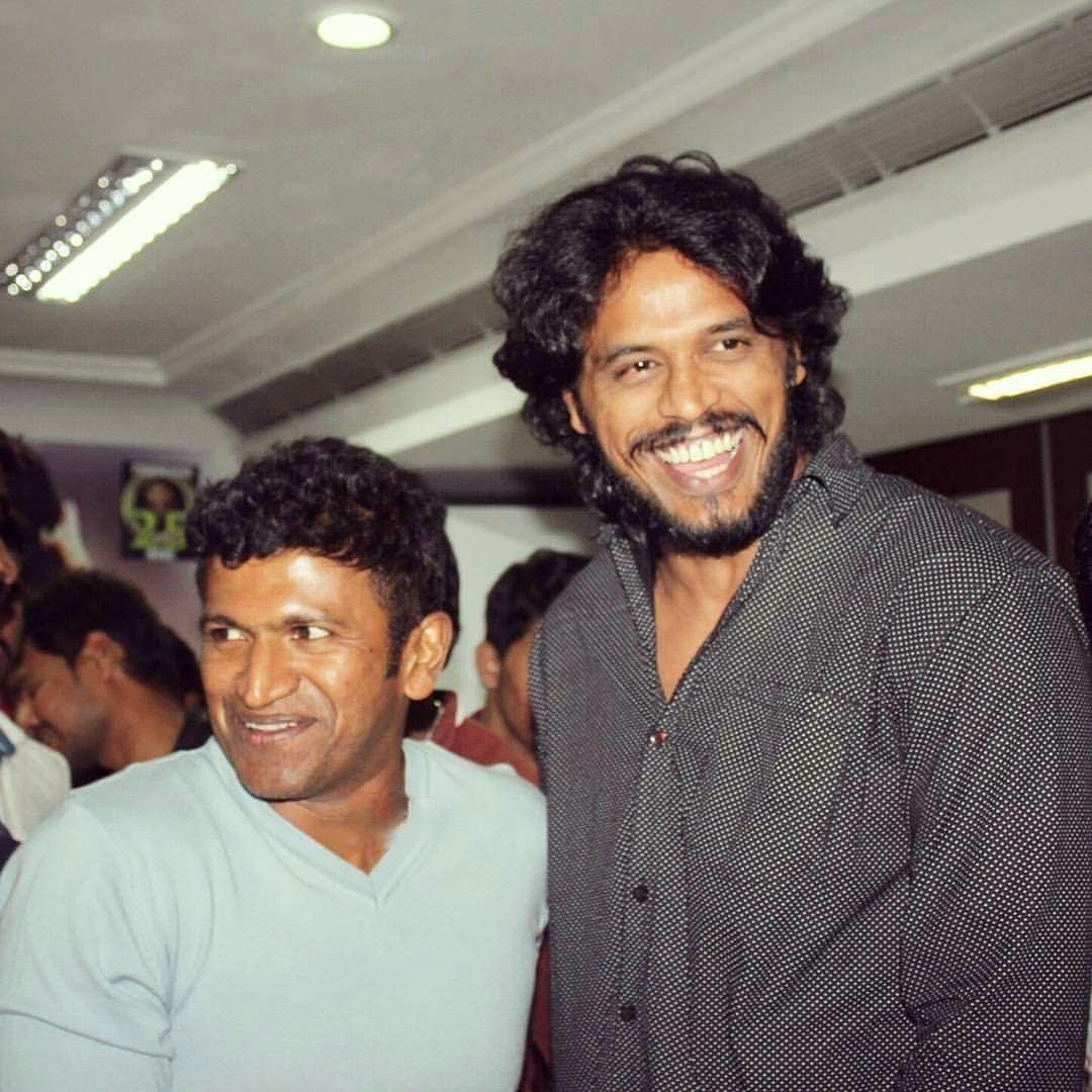 Appu Sir And Uday ❤️ @PuneethRajkumar #TheRajkumars#Appu#MrPerfect#PowerStar#PuneethRajkumar #Uday#PowerBoysMysore