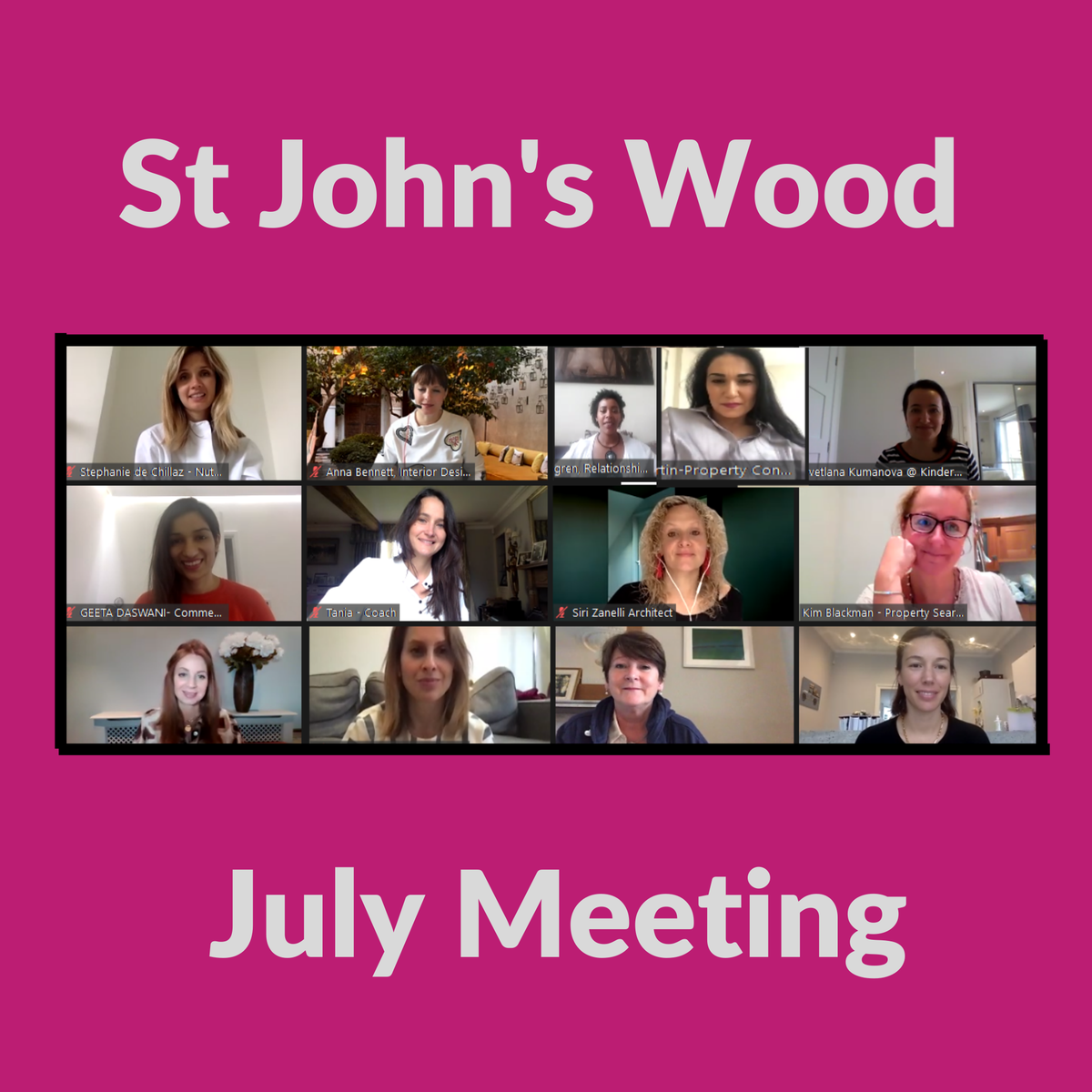 Another fantastic meeting of @Athenanetwork #StJohnsWood group on Thursday where we welcomed new member @TheDLC7, learnt about #nutrition for #mentalhealth from Stephanie de Chillaz, and said goodbye to @KerenBeaumont going on mat leave. join us in September for our next meeting. https://t.co/GS1WAX5LiD