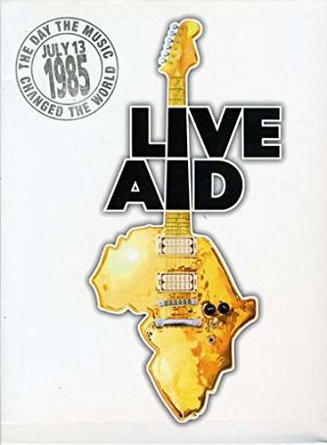 #LiveAid