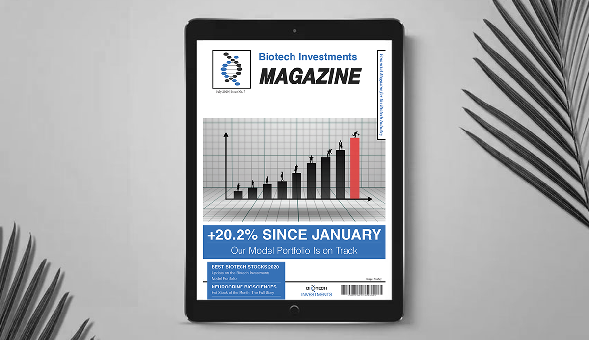 "YTD Performance: +20.2%! Get the MAGAZINE for Free: Send ""MAGAZINE"" to info@biotech-investments.com  #biotech #stocks #stockstowatch #StocksToTrade #StockMarket #stockmarkets #investors #investing #trading #investing #investingnews #finance #economy #Banking #Newsnight #news #USApic.twitter.com/ivMbALd8Ui"