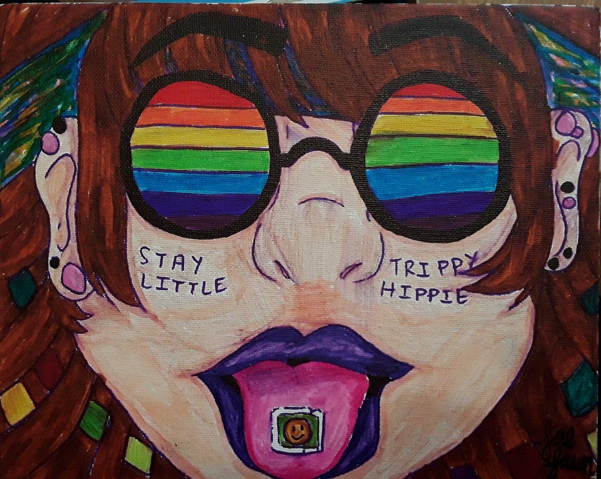 @finnaboo Hi babes, my names Faye. Hope you like the things I Art.
