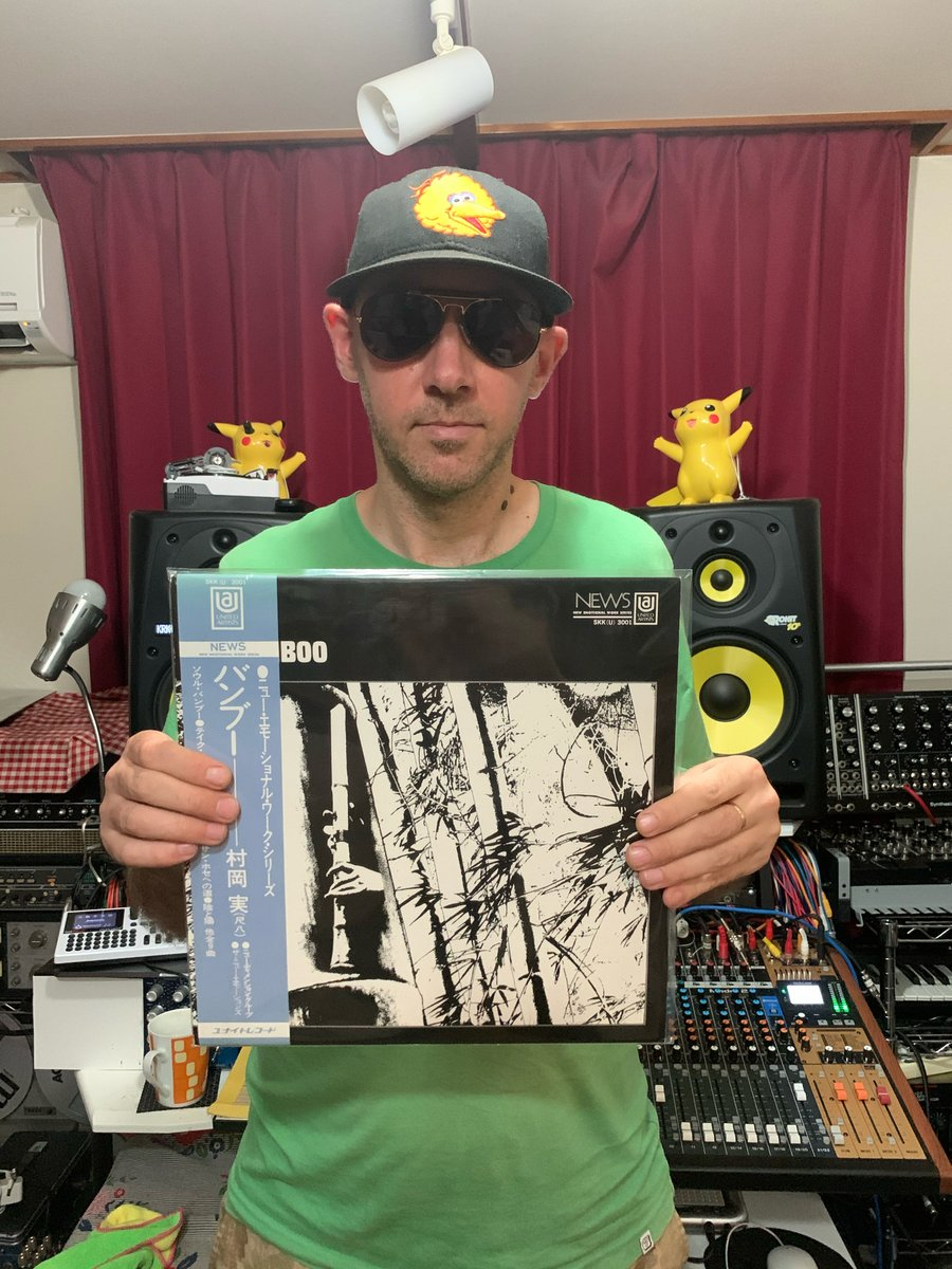 ON THE TURNTABLE! An ever-revolving look into the tunes SYN's team are currently spinning (or streaming!). Today's selection presented by Alan, SYN Tokyo Music Director. https://t.co/4ym4XBgFju #music #musicbusiness #pikachu #bigbird #tokyo #applemusic #artist #listen #musician https://t.co/qbvqzS2Fj8