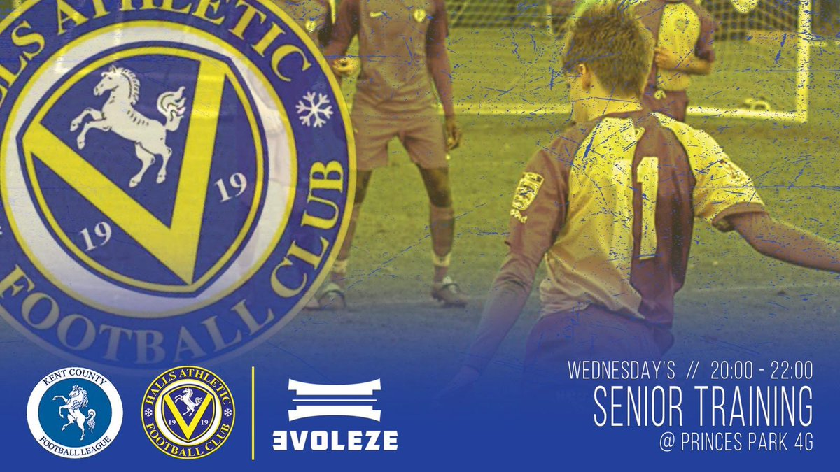 test Twitter Media - We are back training both first and reserve teams. Both sides are looking to add new players. We do not require a scrap in the car park if you would like a trial. Email play@hallsafc.co.uk if you would like to come down to trial #HAFC 💛💙💛💙 https://t.co/zedYuWO3mp