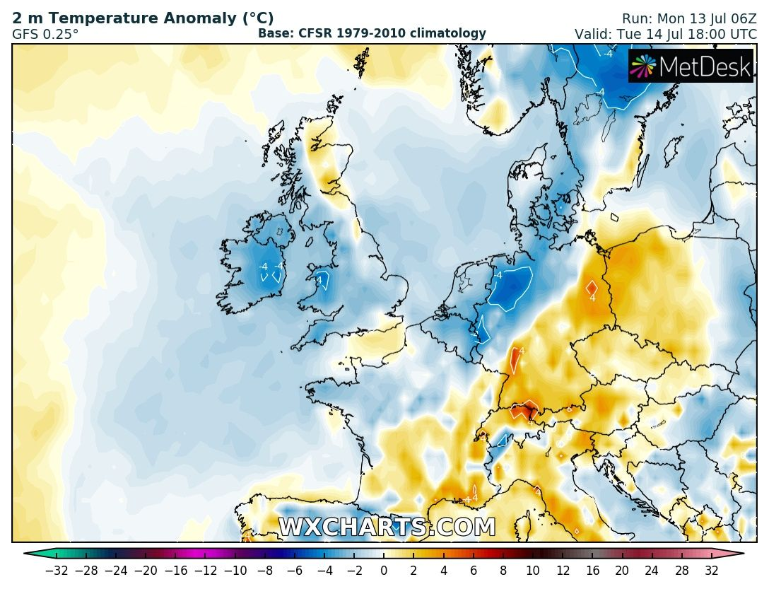#Temperatures in the high teens to locally low 20s at best in the N next few days...near normal   Low to loc mid 20s at best in the S, but soaring later in the week, reaching 27 to 29 degrees in the SE #Friday into #Saturday   📈 https://t.co/uZ65aIh2Qz