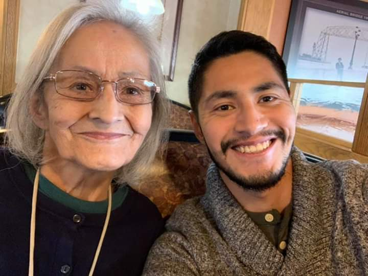 My grandma was alive for boarding schools. She was alive when we natives got the right to vote.  She was alive for the passage if ICWA after having her kids taken.  And now she's alive to see the name change.  What else can we accomplish for our elders and for our children?