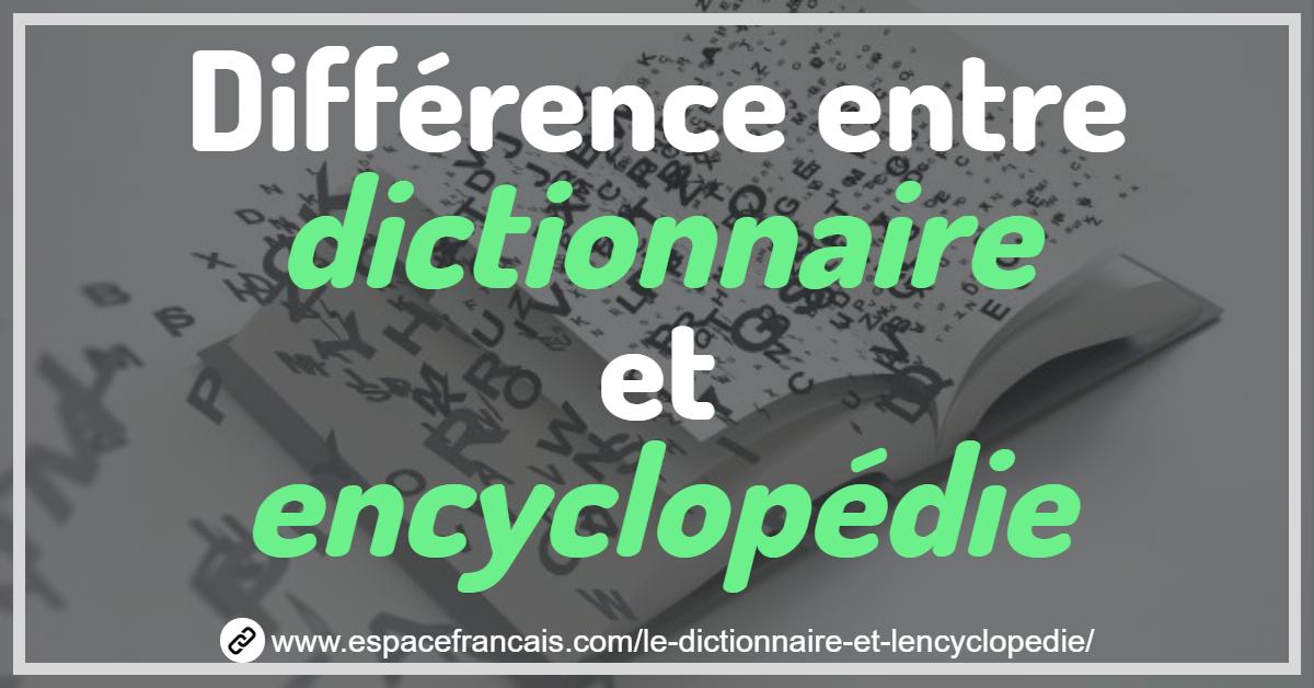 La différence entre un dictionnaire et une encyclopédie 👀 ► https://t.co/l64c3sMNOC  #Français #FLE #Langue #École #Collège #Lycée #Littérature #Dico #Dictionnaire #encyclopédie #Vocabulaire https://t.co/P9hCi5FLFa
