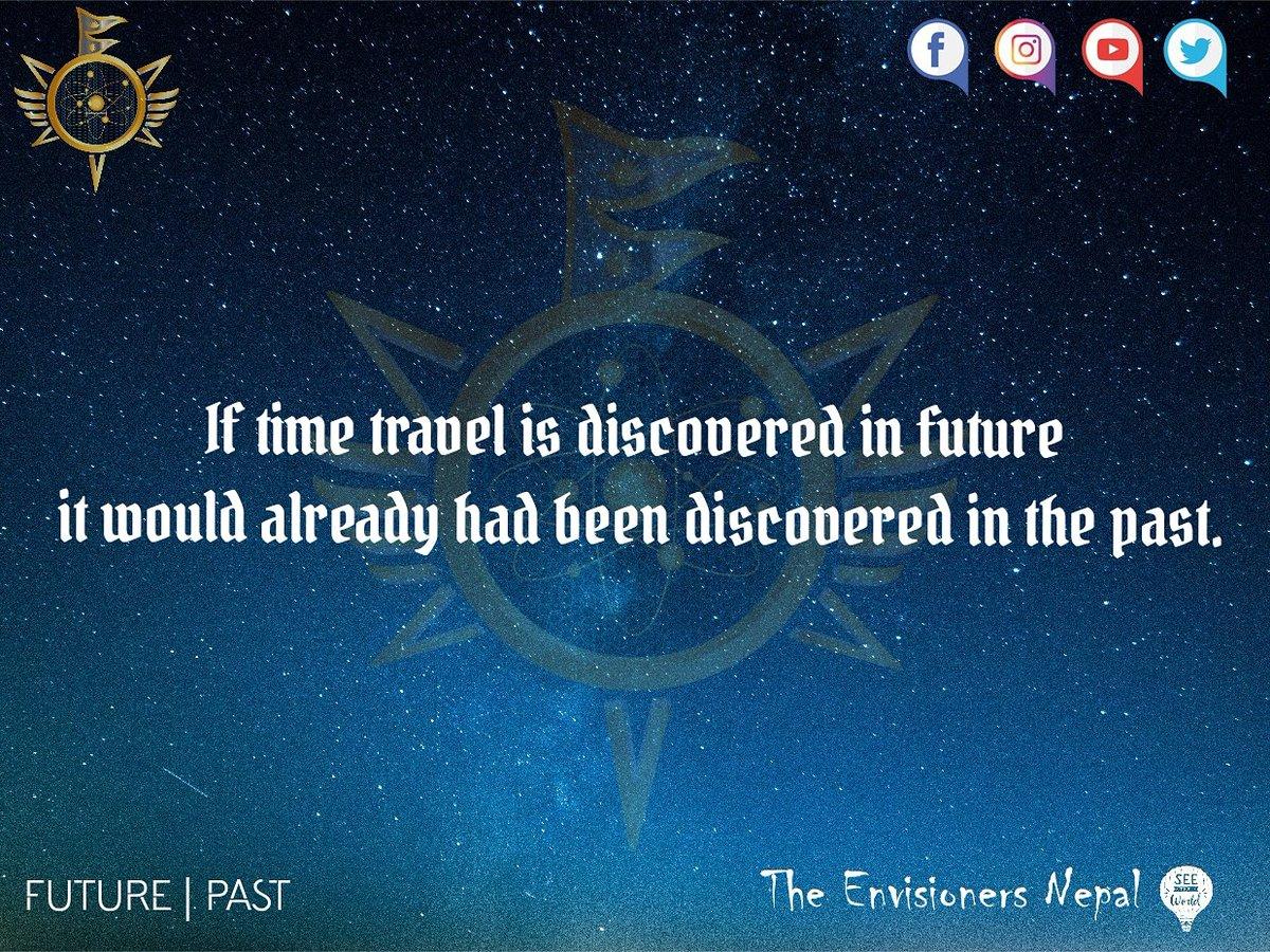 #Time: Future/Past pic.twitter.com/6QrcxucH4d