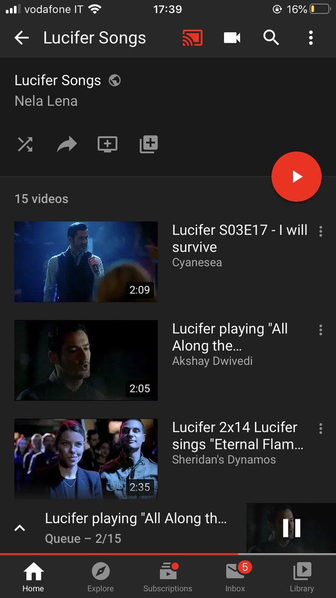 #LuciferSeason5