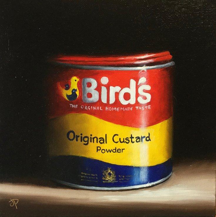Custard Powder #2  still life by @janepalmerart via @artfinder #oil #painting #art https://t.co/LVcJ7EEIjX https://t.co/Oc3fBpgx7s