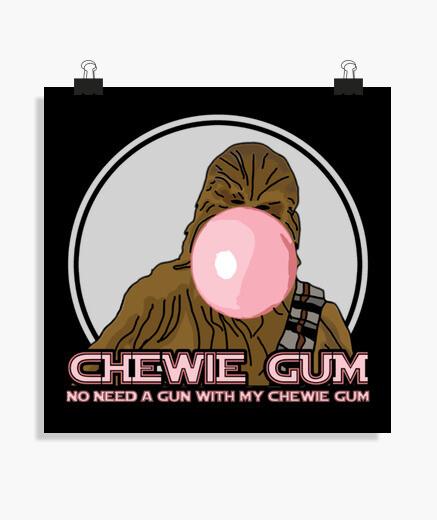 CHEWIE GUM ! Un visuel à personnaliser ici : https://t.co/4Em7DAk1cq  -25% dès 3 articles avec FRANCE25  #chewbacca #HarrisonFord #HAN #HanSolo #PeterMayhew #StarWars #SOLO #Chewie #chewingGum #BubbleGum #sciFi #Wookiee #MillenniumFalcon #rebelle #Jedi #cinéma #film #culte https://t.co/7l9nNEVAnD