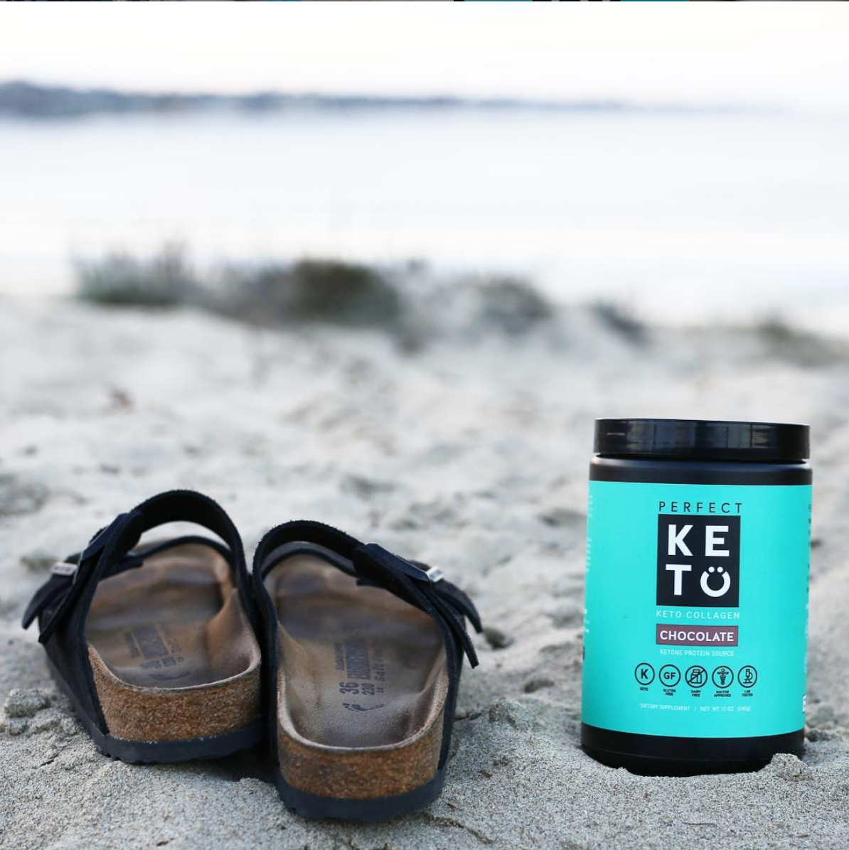 Morning walk + Keto Collagen is always a great way to start the day ☕️ 👉🏻 https://t.co/0Y9Lv15ViC  #PerfectKeto #exogenous #ketones #nutrition #ketogenic #keto #diet #KetoCollagen #chocolate #health #wellness #movement #motivation #drink #collagen #strong #morning #walks #beach https://t.co/Lo9gAIoglR