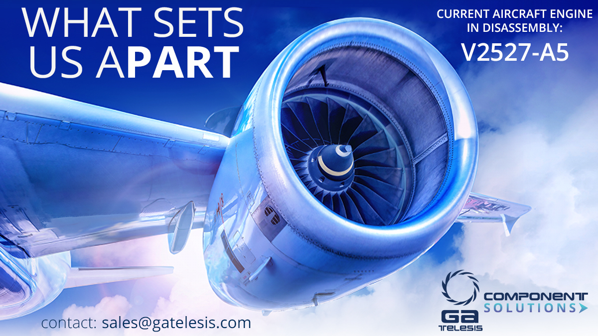 Current Aircraft ENGINE in Disassembly V2527-A5! https://t.co/Gxl1KoLk3X #GATelesis #Aviation #CSG https://t.co/5nAMaxRqNd