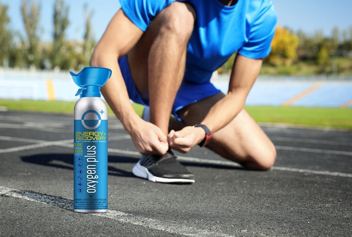 Crush your goals with #OxygenPlus by your side. O+ can help improve your stamina, increase your endurance, and help your muscles recover faster from soreness and fatigue. #Health #RunnersHigh #Workout #Performance #SportsOxygen #Recovery #MotivationMonday https://t.co/JorgzznEB6