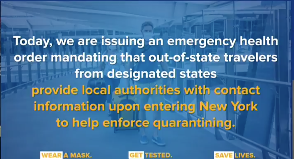 New state mandate: