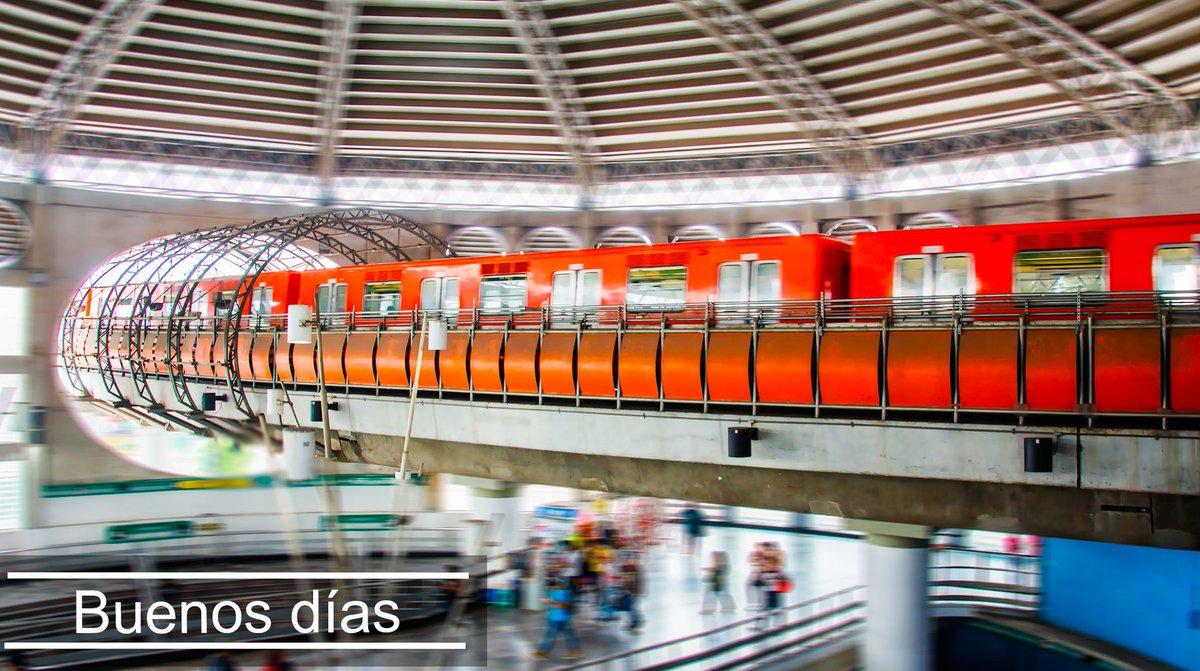 ¡Buenos días! En estos momentos iniciamos el servicio. Temperatura en la Ciudad de México, Máx. 25° C Mín. 12° C https://t.co/pitOLAlpkm