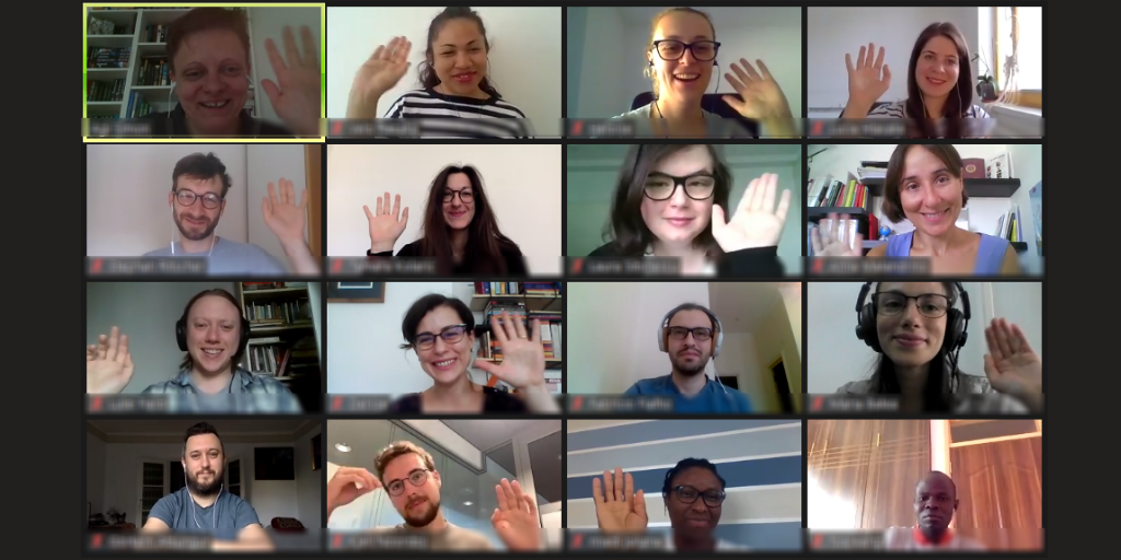 We've had a productive  week exploring simulations, games and academic debates at our virtual Summer School on #Teaching and #Learning!  Thanks to our excellent Instructors and enthusiastic participants!   Find out more about @ECPRTeaching  https://bit.ly/2ZJv4ZI pic.twitter.com/EtnQUlqTqB