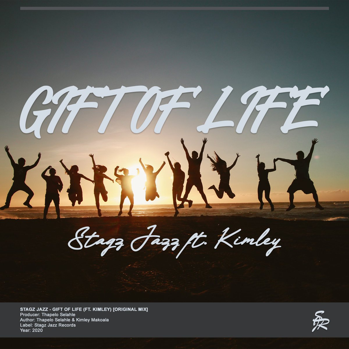 "my new single ""Gift Of Life (ft. Kimley)"" will be available for streaming on Fri, 17 Jul.  #stagzjazz #giftoflife pic.twitter.com/5zzZPO8USi"