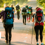 Join #latruscbc for the 30km long #hike for 30 years of #Interreg!🚶‍♀️🎒🏞️Let's meet on Sept 6 in #Cesis to enjoy the picturesque view of Gauja river & the wild forests around.📢Hurry up! The number of participants is limited: https://t.co/yvM6YNw8pm #Interreg30 #CooperationMatters