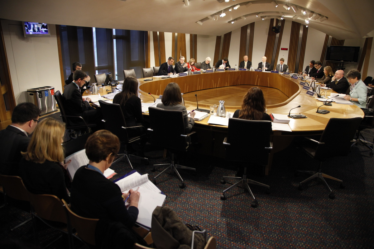 At Stage 2, MSPs can propose changes to the Bill – these are called 'amendments'. ✍🏼 The changes are considered by the lead committee and then voted on.