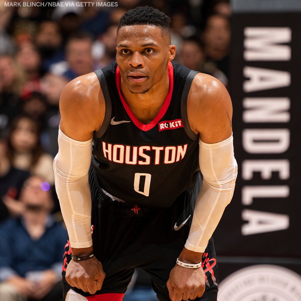 Russell Westbrook announced on Instagram that he has tested positive for COVID-19.  He says he is feeling well and will join the Rockets in Orlando when he is cleared. https://t.co/YLhO8fXlEM