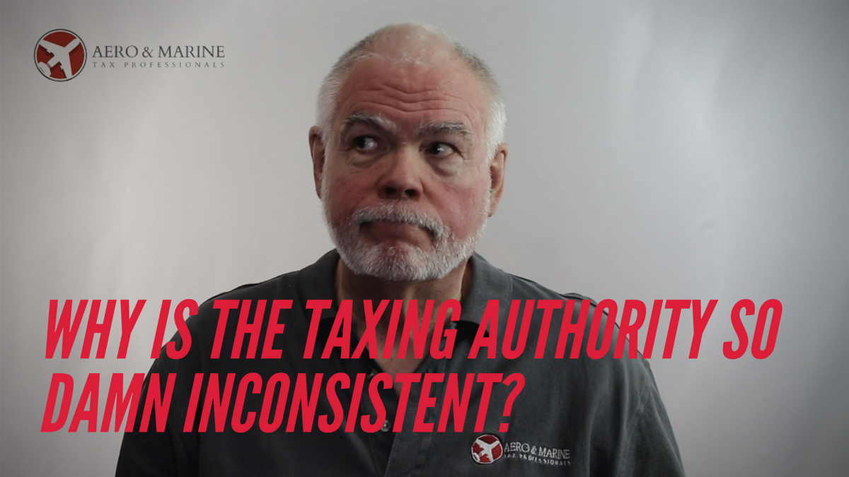 Ever wonder how taxing authorities decide what policy they enforce?   https://t.co/HMbZdmVt3q   #aviation #airplane #planes #jets #aircraft #pilot #helicopters #boats #vessels #sailing #yachts #businessaviation #bizav https://t.co/TOEtF7jLq0
