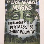 """Image for the Tweet beginning: """"The Case Against Masks"""" is"""