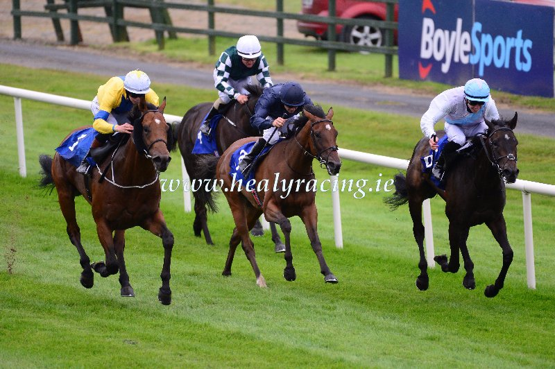 @KillarneyRaces 13-July-2020 Star Of Cashel and @Paddyharnett16 make it a double on card for trainer @Stack_Racing owned by Peter Piller. (c)healyracing.ie