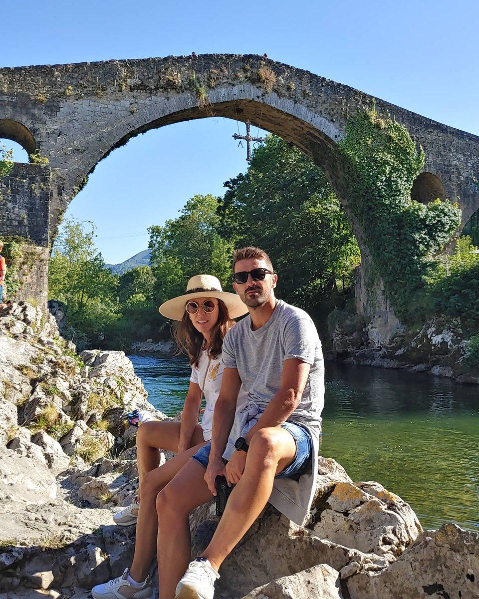 💙💛☀ #puenteromano #cangasdeonis #asturiasparaisonatural #veranoenasturias