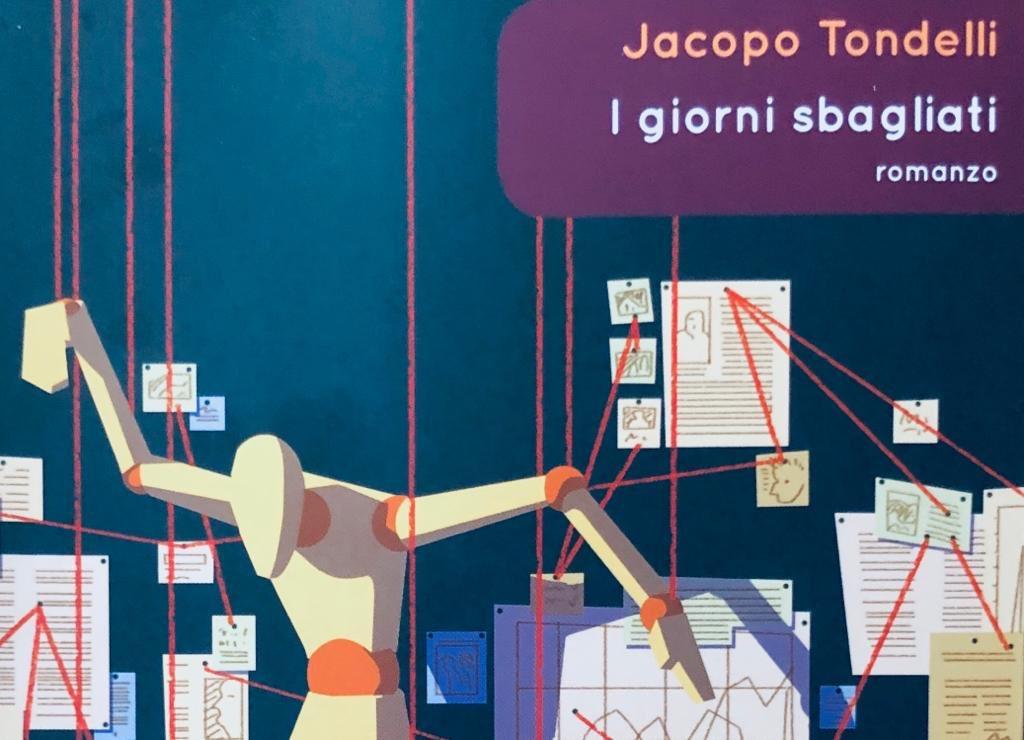 I giorni sbagliati. L'ignavia di una classe dirigente - Pubblichiamo la recensione del romanzo d'esordio di Jacopo Tondelli, che sarà presentato giovedì 16 luglio alle 18.30 alla Libreria ItalyPost di Padova: https://t.co/JIARkT14zI https://t.co/tbtq2Pi2Su