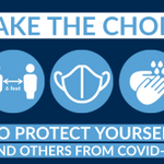 Image for the Tweet beginning: Make the choice to help