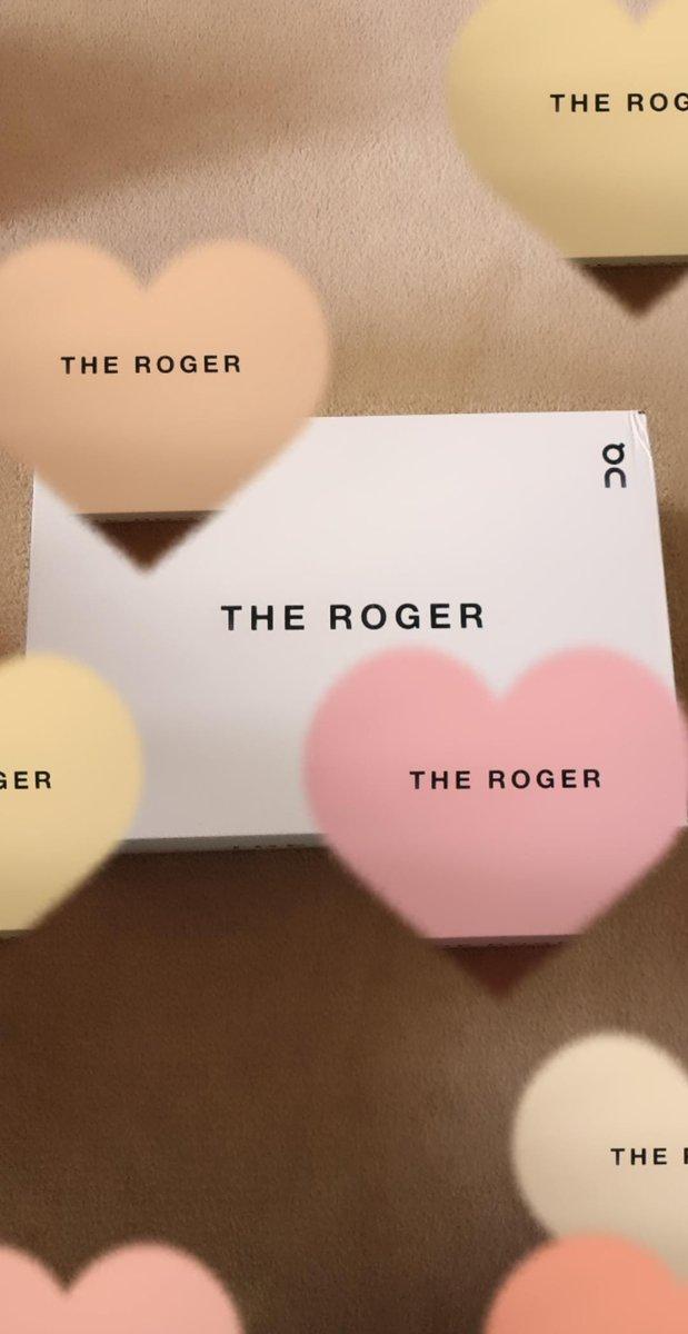 0-0773 happiness    @rogerfederer  @OnRunningMx #THEROGER #ROGERFEDERER🐐 https://t.co/iSLVFxpss4
