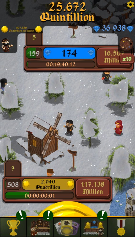 The game will have three types of weather conditions. #games #gmaing #gamedev #indiedev #gamers #idlegame #IdleKingdomStory #developmentpic.twitter.com/9r4cZ1JMDe