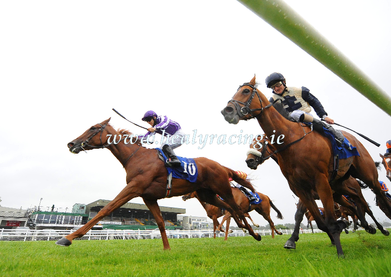 @KillarneyRaces 13-July-2020 Lovelier and @waynemlordan win @IrishEBF_ Cairn Rouge Stakes (Listed) for owner @coolmorestud @PaulSmith0094 and trainer Aidan OBrien from Celestial Object (Shane Foley). (c)healyracing.ie