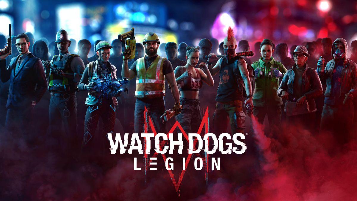 #WatchDogsLegion