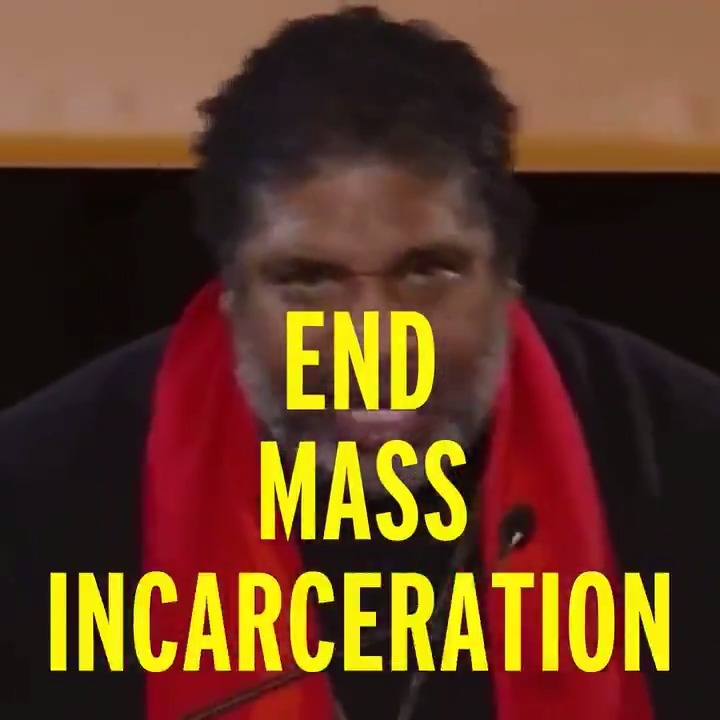 Image for the Tweet beginning: If we end mass incarceration,