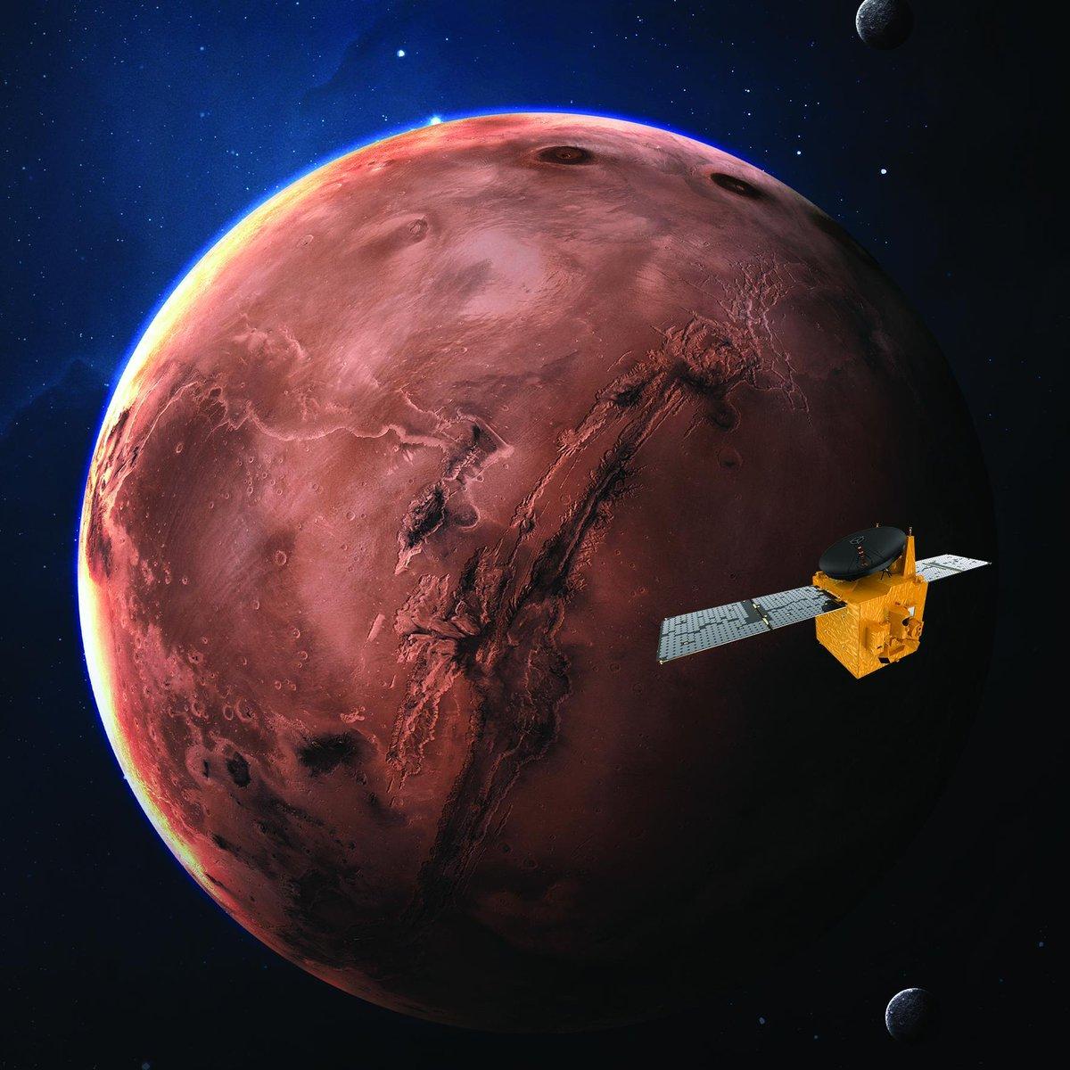 Preparado el lanzamiento de la misión Hope a Marte de los Emiratos Árabes Unidos #Ciencia #Espacio | por @Wicho https://t.co/GWh6HfaKx9 https://t.co/BMdKq34usL