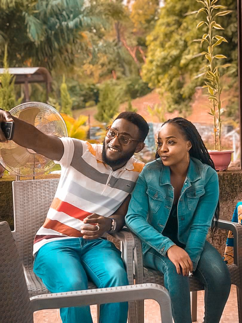 When I was still a boyfriend, I didnt mind doing cooking and house chores to impress my wife when she visited. After all she was going to pay back in full when we get married by serving me totally because I will be the MAN OF THE HOUSE. #Thread