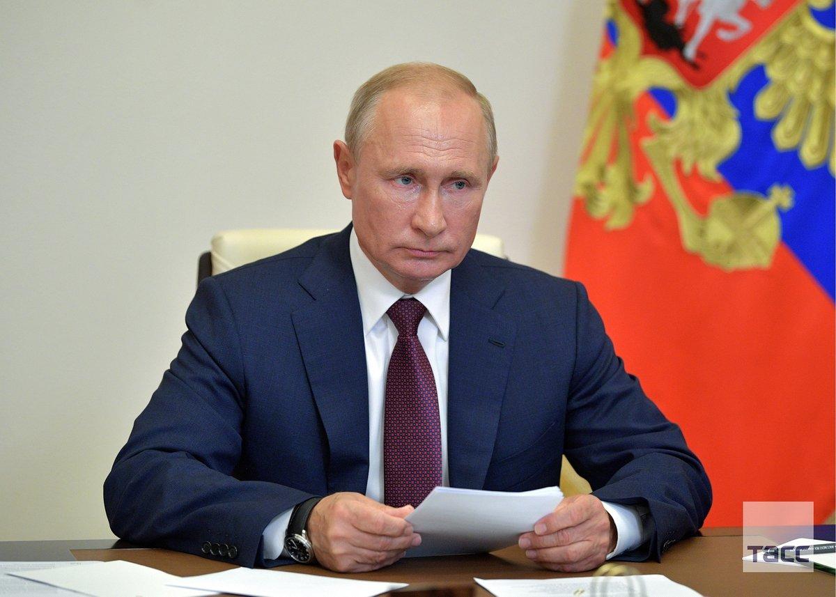 Путин утвердил ратификацию договора с Монголией о всеобъемлющем стратегическом партнерстве: https://t.co/h5PRfw5DHL https://t.co/w6y2clzYP6
