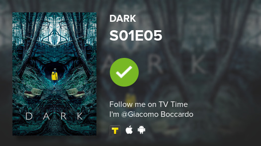 test Twitter Media - I've just watched episode S01E05 of Dark! #dark  #tvtime https://t.co/6xSHmJadwO https://t.co/GIOuIEicF7