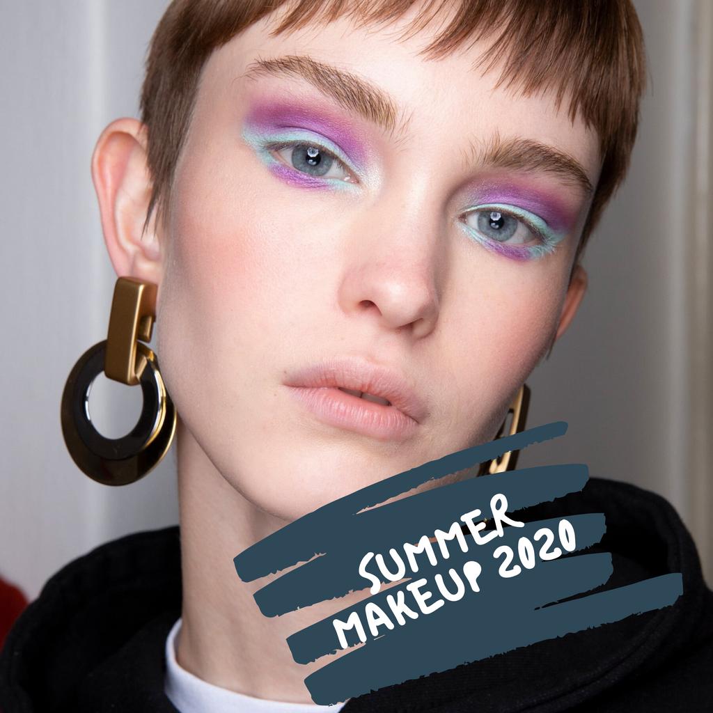 #Summer Cividini 2020 Si no eres muy fan del color neón, pero aún así quieres agregar color a tu vida, el multi-color pastel es una de las tendencias para este verano  #makeuplover pic.twitter.com/TpxkBBrXXZ
