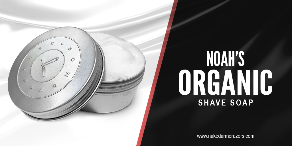 Noah's Organic Shave Soap is a handmade cold-pressed soap made from all-natural ingredients that will keep your skin hydrated. Get one at https://bit.ly/OrganicShaveSoap …  #nakedarmor #wetshave #shaving #shavingproducts #mensgroomingproducts #giftsforhim #giftideas #shavingsoappic.twitter.com/z8UrVO97O5