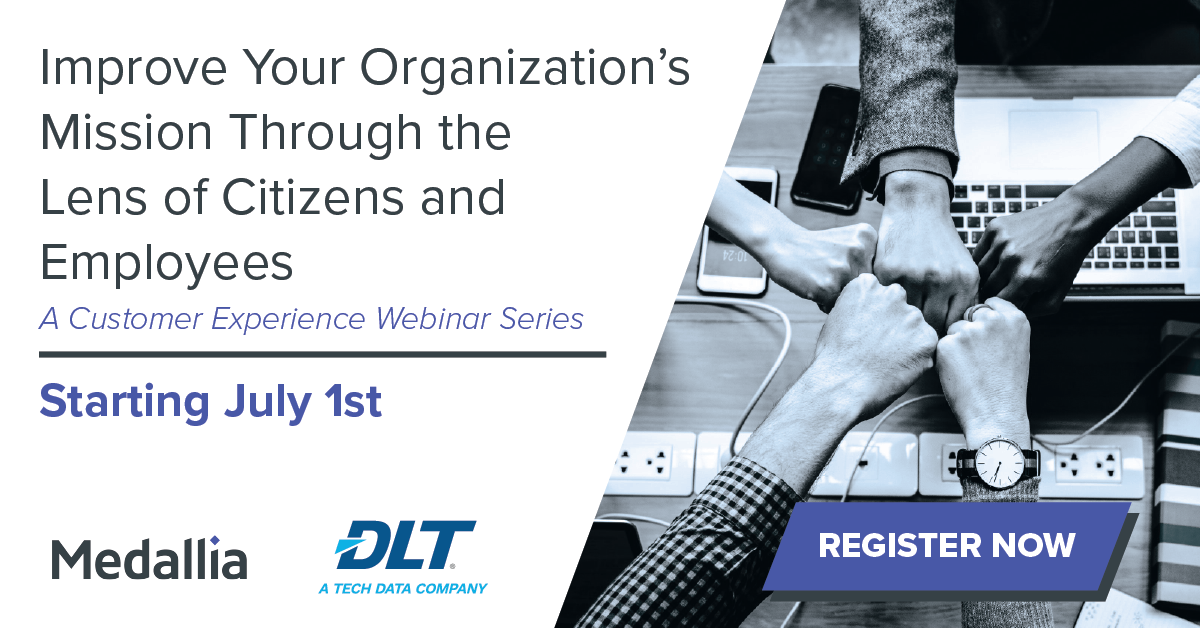 Learn how you can improve your organization's mission through the lens of citizens and employees with @Medallia. Join us for their upcoming Customer Experience Webinar Series starting July 1st to learn more!          https://t.co/2O8EcWDu5G #CX #EX #CXjourneys #textanalytics https://t.co/xBMfxB5BEw