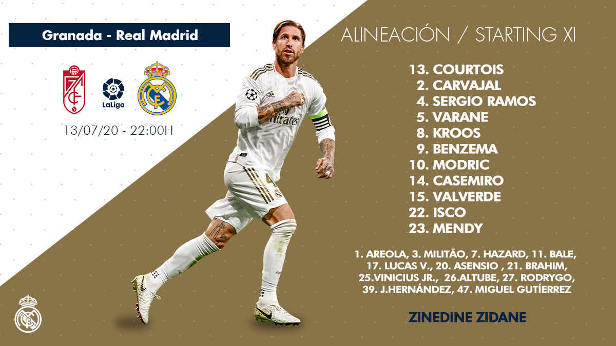 Onze Real Madrid