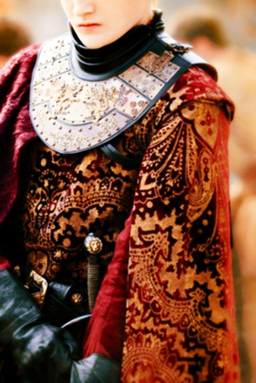 joffrey baratheon, fashion king of westeros.