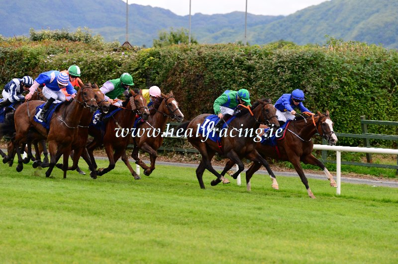 @KillarneyRaces 13-7-2020 The Abbey and @LeighRoche1992 win for owners When In Rome Partnership and trainer @gelliott_racing with groom Jack Madden. (c)healyracing.ie