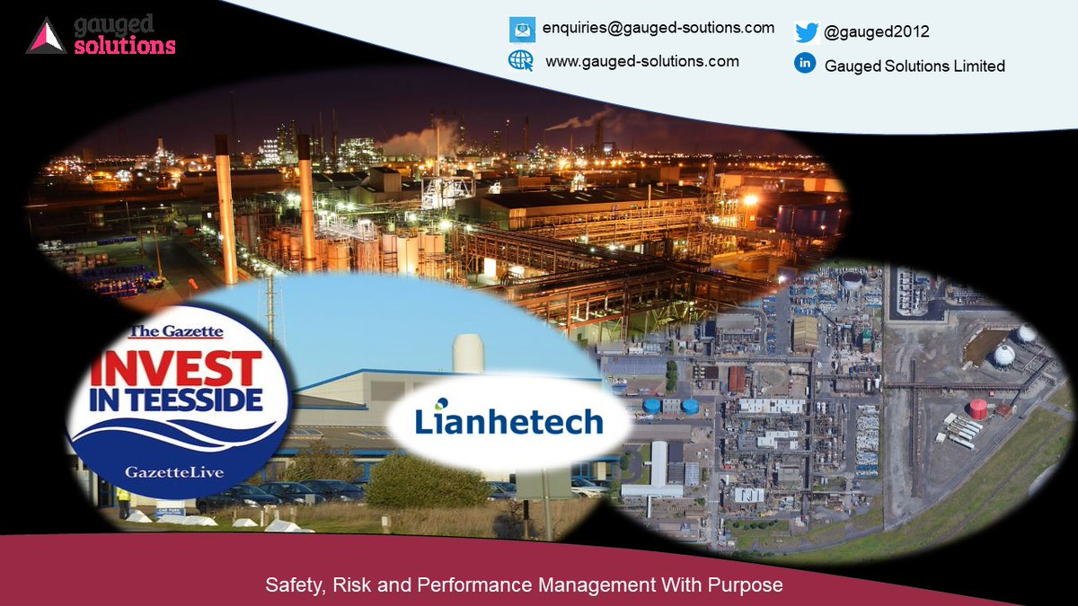 Great to meet up with Mark today from Lianhetech & discuss the fantastic plans for another #Teesside based #business & how @Gauged2012 can support with #consultancy & #training solutions. Many thanks & see you again soon. #organisatonalculture #humanfactors #bbs #safetyleadership https://t.co/KJhQf20iYI