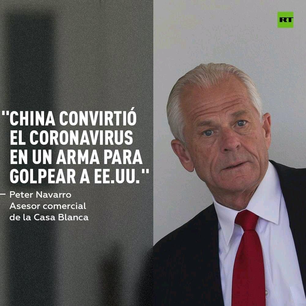 📸🦠 #13Julio A inicios de año Donald Trump se burlaba de #China pensando q se hundiría por el #COVID19, hoy los papeles son distintos, y ahora lloran como bebés.  Será Karma?  #PLOMO19 https://t.co/GYVaoM2UAY
