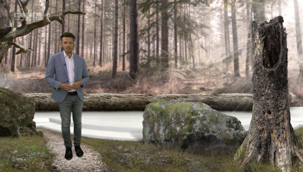 """""""Wie gehts dir, Wald?"""" 🌳   Heute meine Frage im Studio. Es ging um den #Waldzustandsbericht. #NRW-Umweltministerin @HeinenUlla traf sich im #Kottenforst bei #Meckenheim mit Vertretern der Branche. Hier geht es zum Beitrag:   https://t.co/YBZRDcK99p https://t.co/aHHAaN5rjn"""