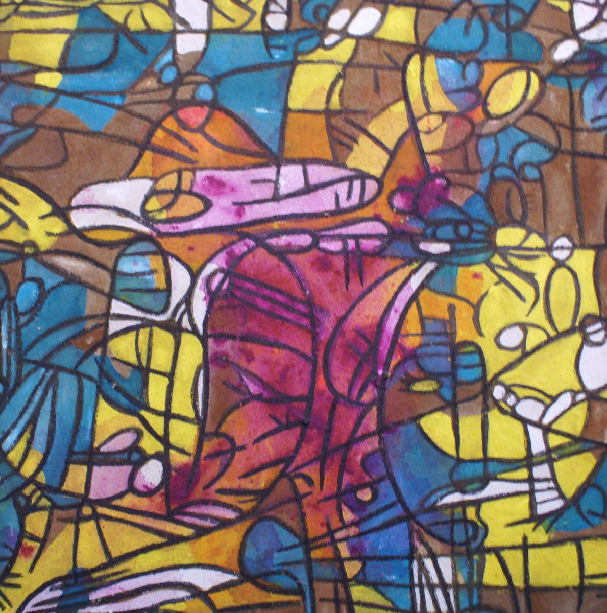 من اعمال معرضي الاول (منمنمات2) انتاج 2013م #فن_العزلة #Art #Artist #فن_سعودي #وزارة_الثقافة #فن_الباتيك #الفن_السعودي  #SaudiArt #ArtSaudi #فنون_بصرية #gallery #فنون_تشكيلية #فن #خليك_بالبيت       #الفن_للجميع  #أزمة_وتعدي #ارسم_في_البيت #فعاليات_الحجر_المنزلي #painting https://t.co/MV2bWowU53